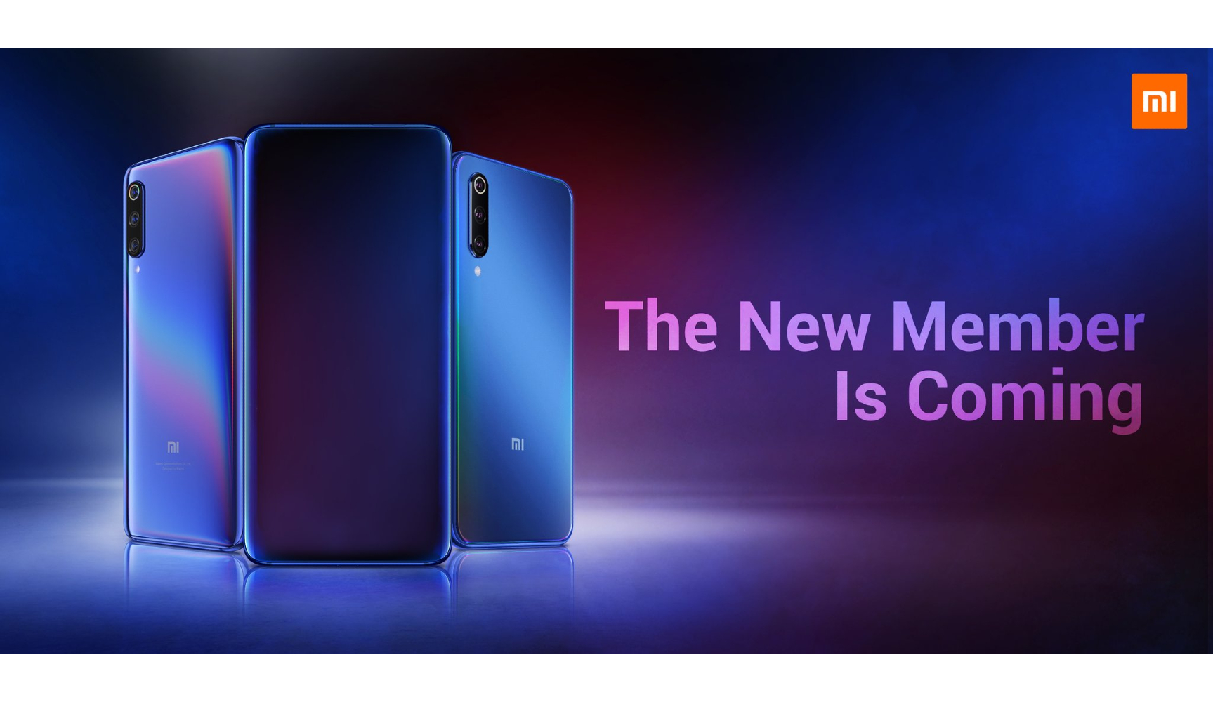 Xiaomi starts teasing Mi 9T with notchless display, triple cameras