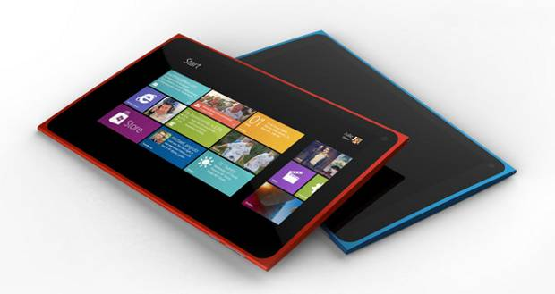 Purported Nokia tablet hints in web server logs