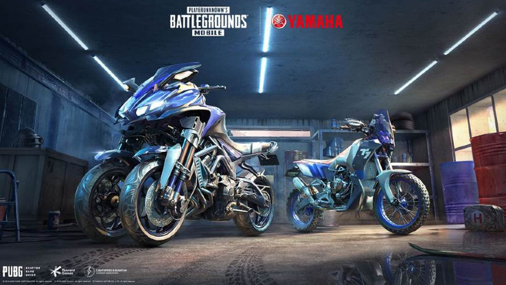 PUBG Mobile partners with Yamaha Motor to bring new in-game features