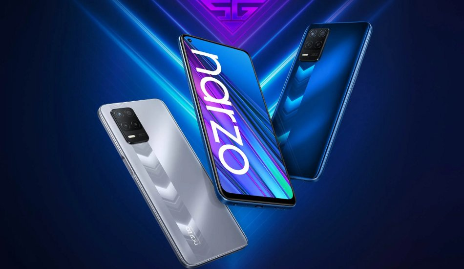 Realme Narzo 30 5G announced with Dimensity 700, 5,000mAh battery, 48MP triple cameras