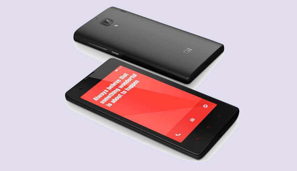Mi to launch Redmi 1s in India today for Rs 6,999