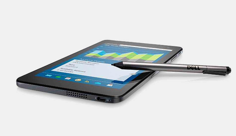 Dell Venue 8 Pro 5000 tablet with Windows 10 OS unveiled