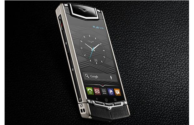 Vertu TI now available in limited edition colours