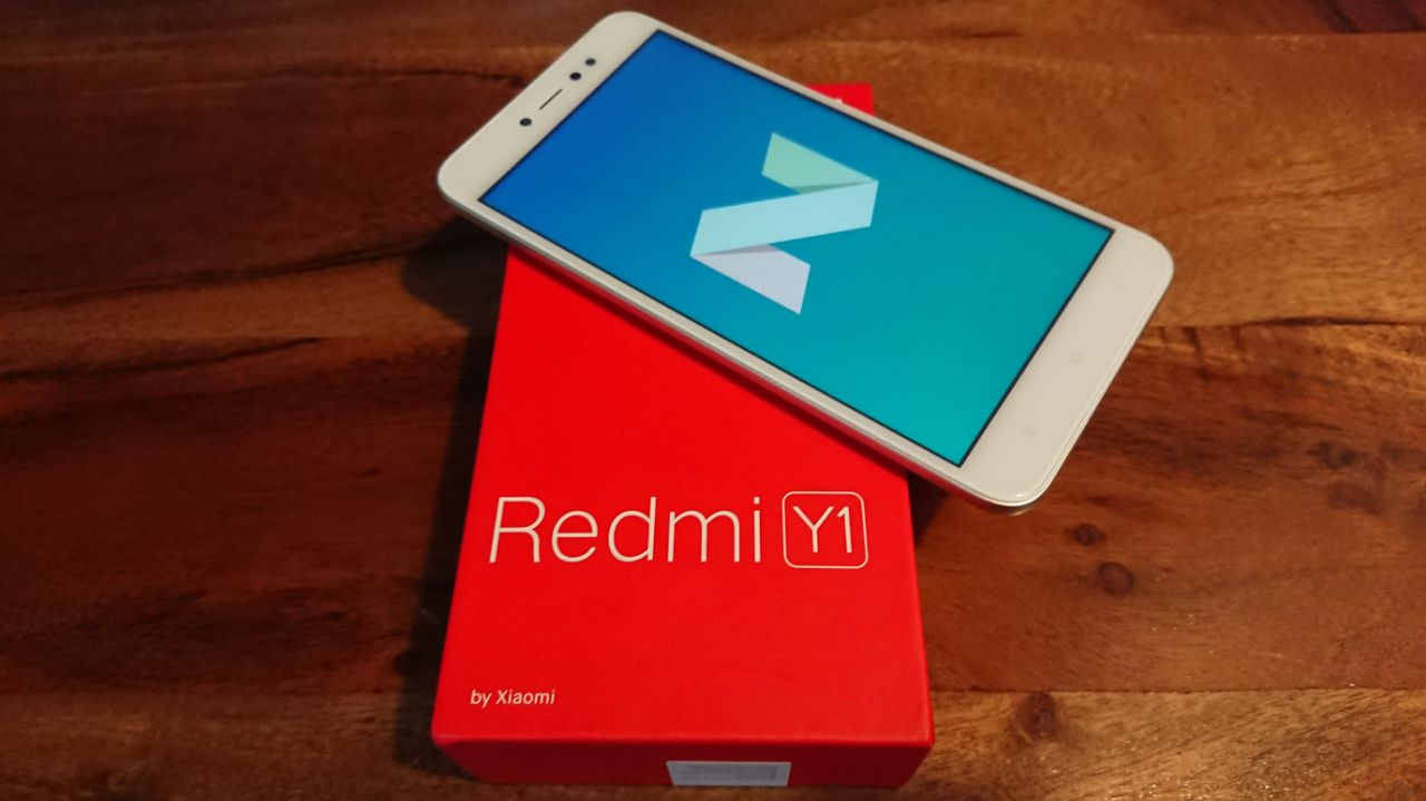 Xiaomi Redmi Y1 and Y1 Lite starts receiving MIUI 9 Global Stable ROM in India