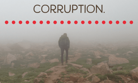 A Prayer for Direction in a Future of Corruption