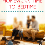 Stress Less From Homework Time to Bedtime
