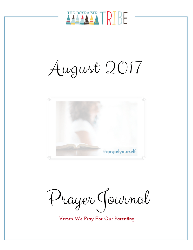 Tribe Prayer Journal