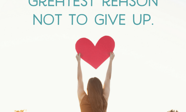 How Gospel Moms Keep from Giving up