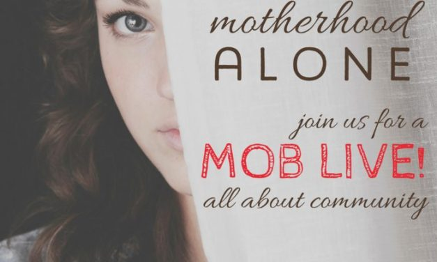 MOB Live Episode 10: Gina Smith on the Power of Boy Mom Community