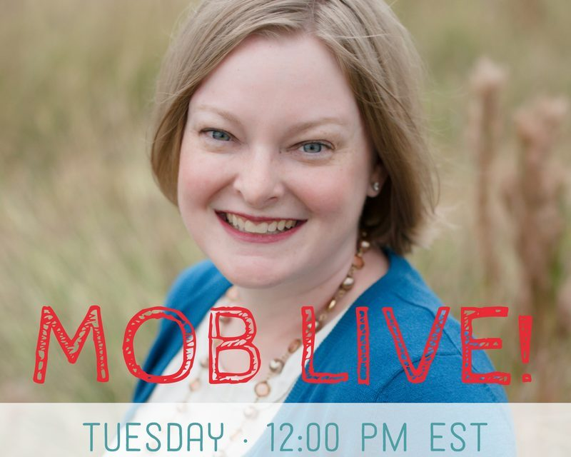 MOB Live Episode 18: Safeguarding Your Special-Needs Marriage with Sandra Peoples
