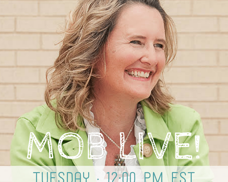 MOB LIVE! EPISODE #31 – 5 REASONS YOU SHOULD PRAY EVERY DAY