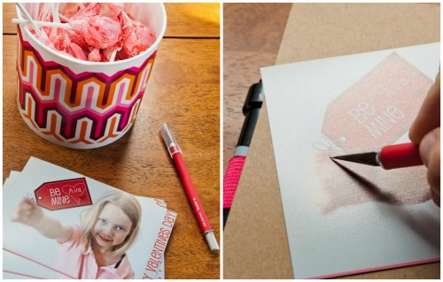 How To Make 3D Lollipop Valentines The Modchik