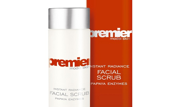 Facial Scrub Premier Model Skin