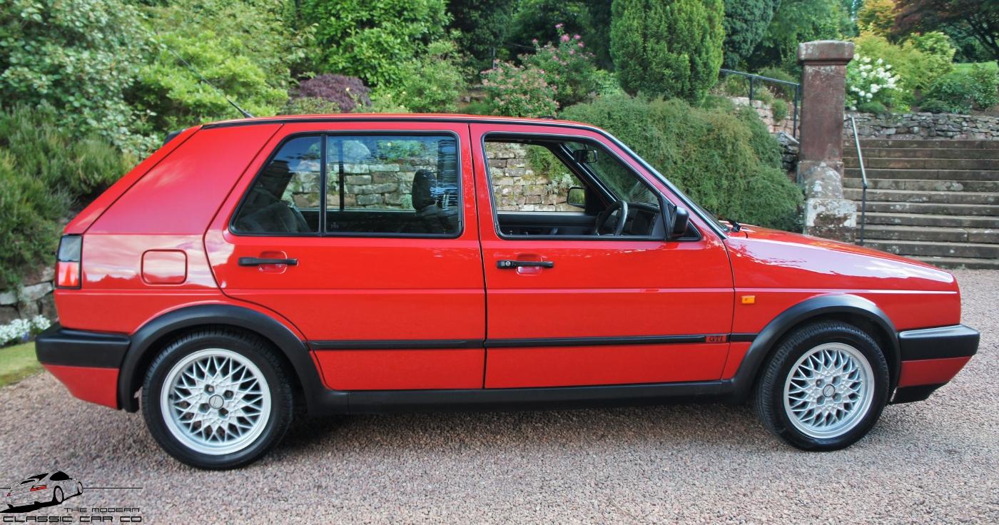 1990 Volkswagen Golf Gti