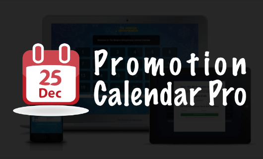 Promotion Calendar Pro