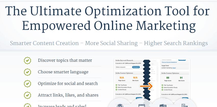 Scribe SEO - Search Engine Optimisation Plugin