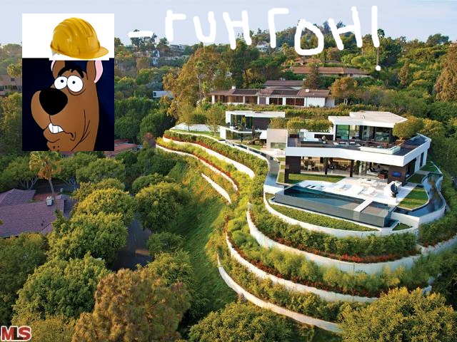 Contractor Faux Pas: (R)ands(R)ide on a $31,000,000 Spec Build in Beverly Hills