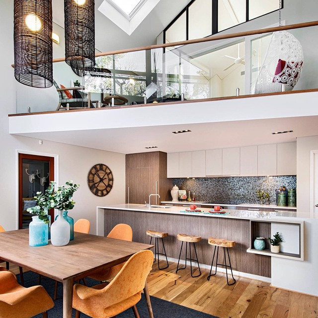 Modern Style Mixed With Some Artistic Flare