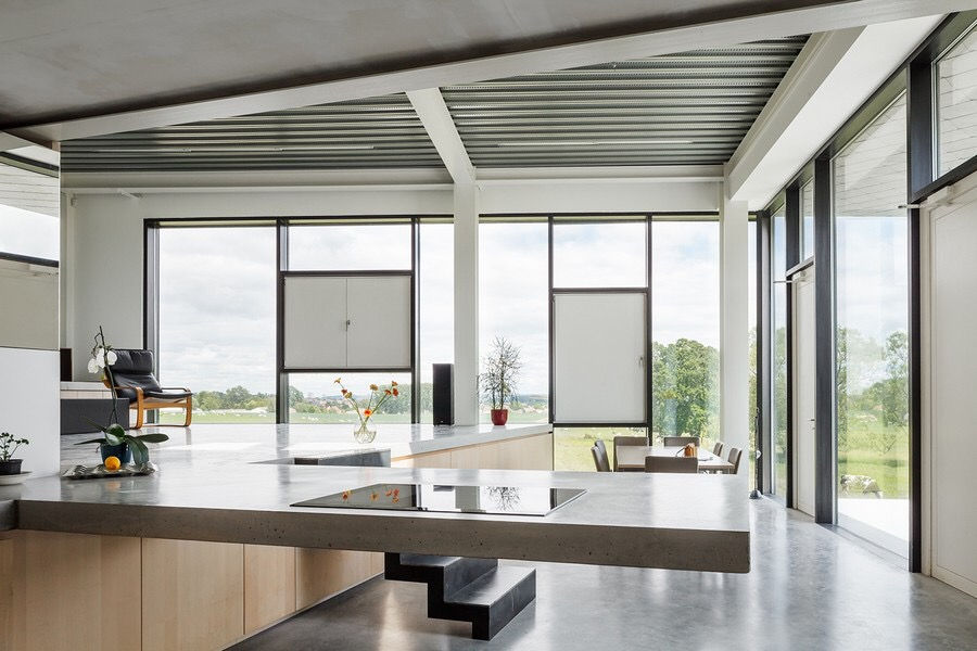 Modern Countryside Living with a Twist