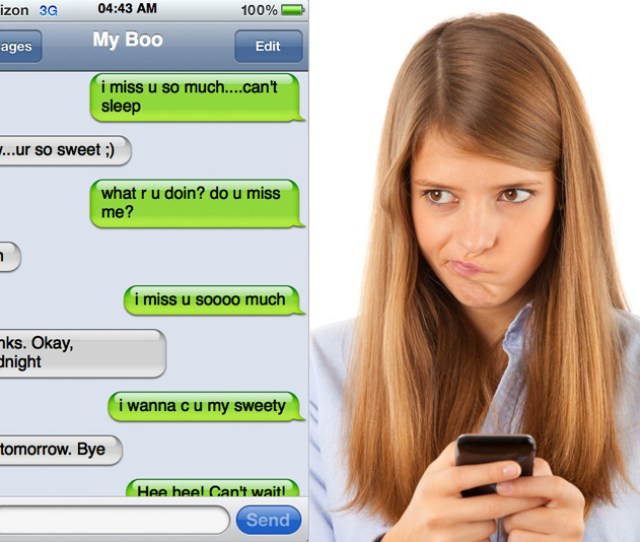 Terrible Texts That Turn Women Off