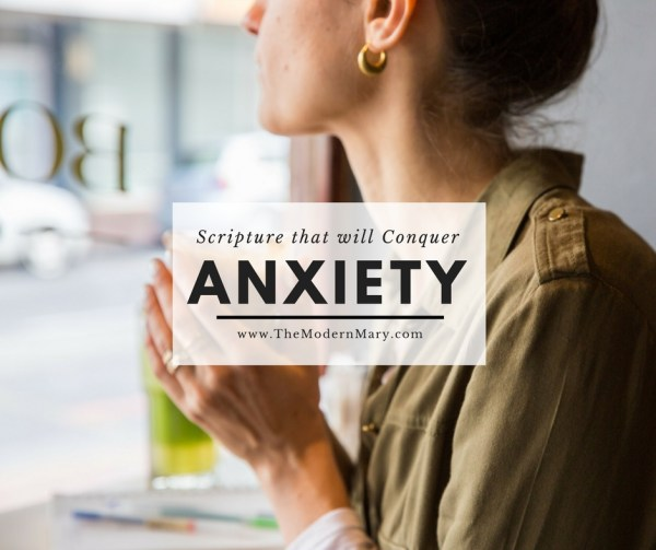 8 Bible verses that will battle depression and anxiety.