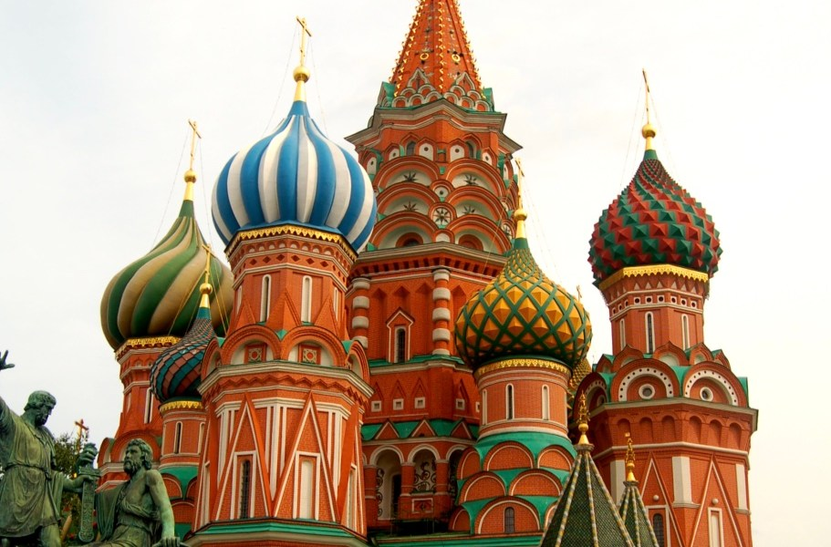 From Russia With Love: The Fast Train to Moscow