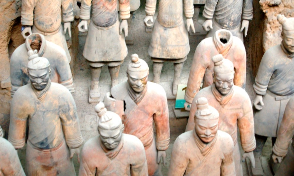 Shanghai Part I: Overnight to Xi'an & The Terra-Cotta Warriors