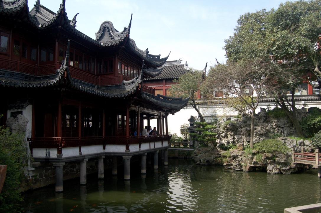 Yuyuan Bldg