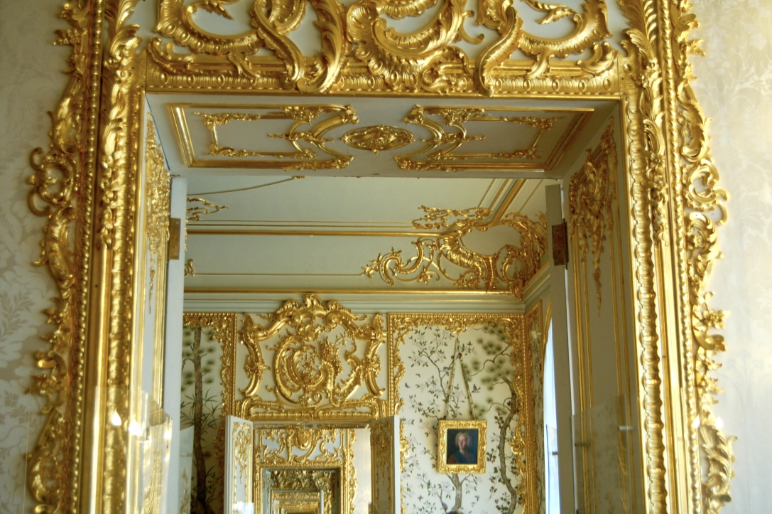 Catherine Palace Doorways