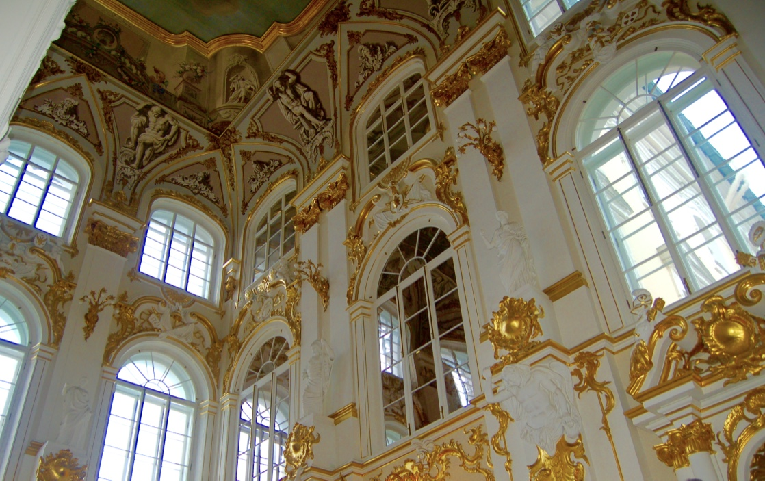 Hermitage Staircase2