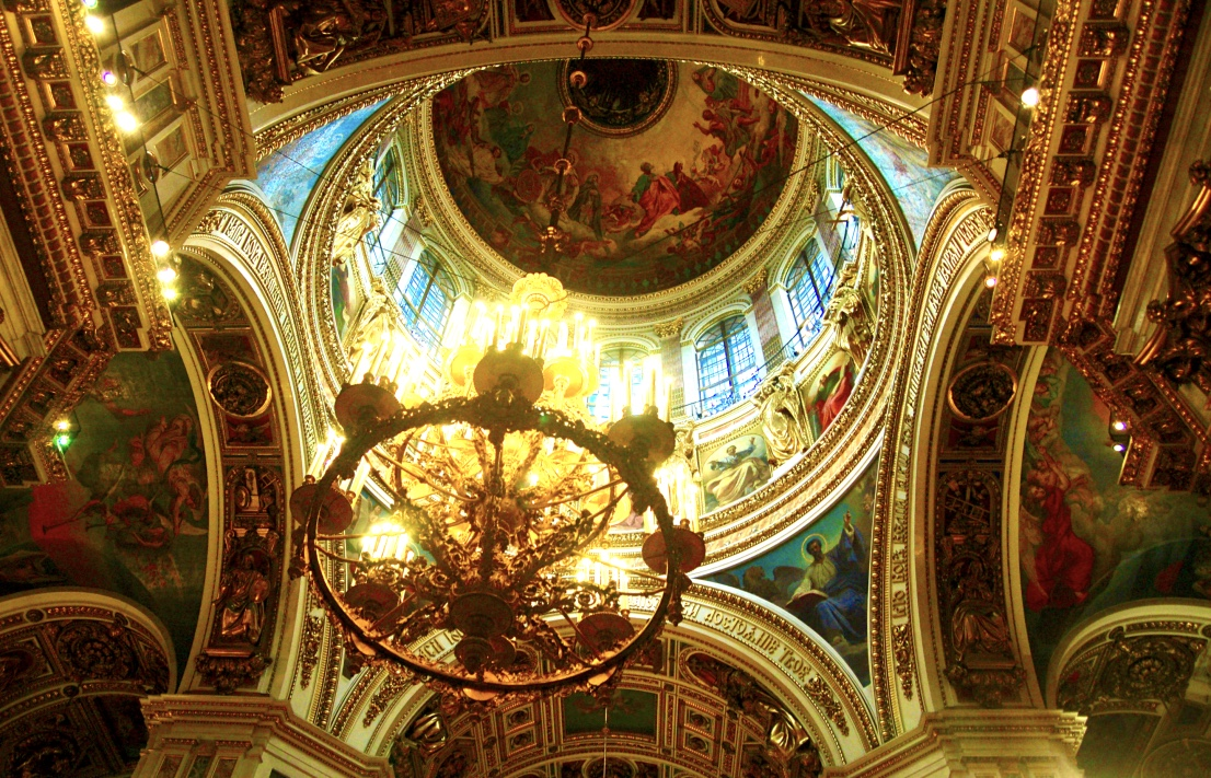 St. Isaac's Dome1