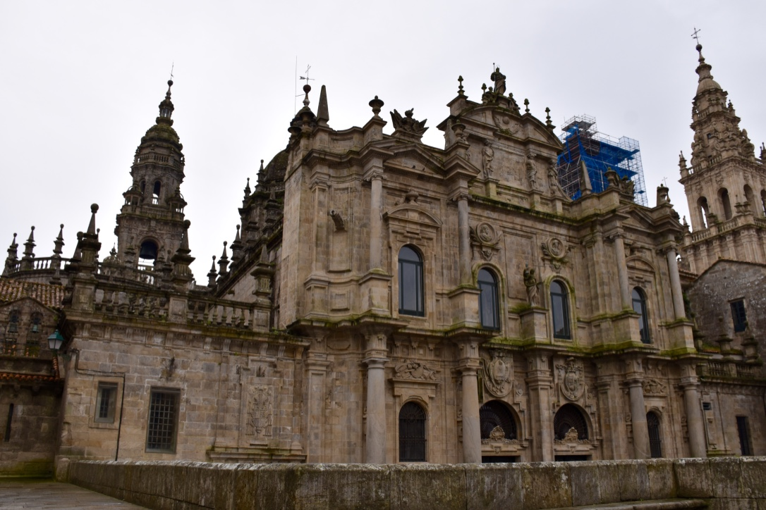 Cathedral Exterior 1