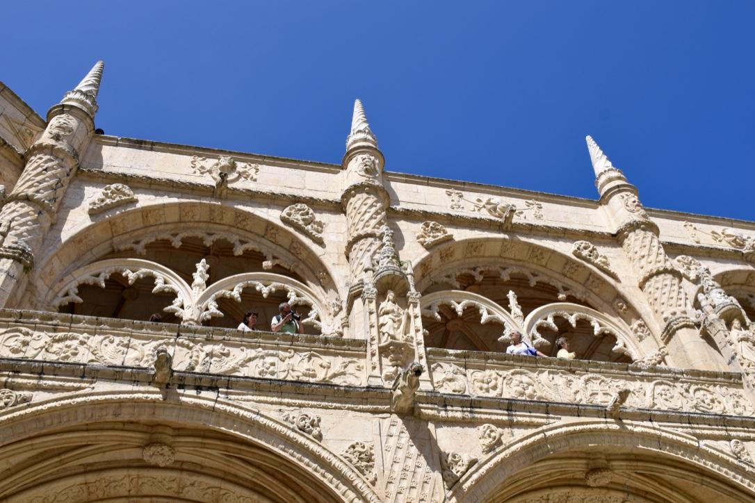 Monastery Cloister 5