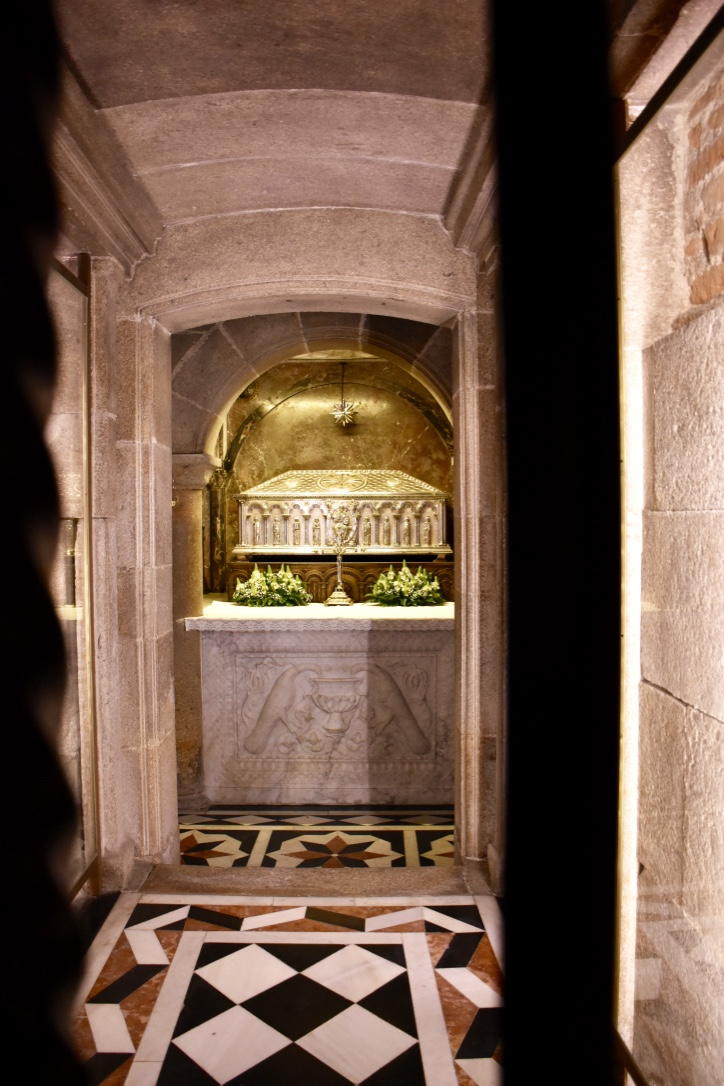 tomb of St. James