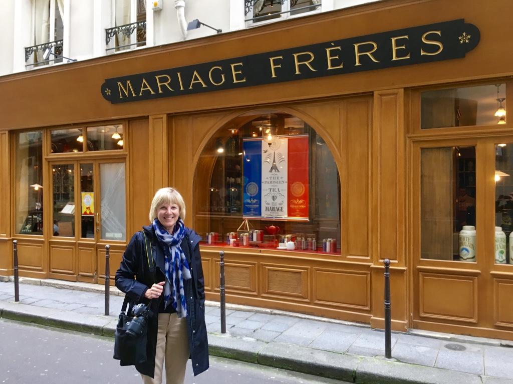 mariage freres marais