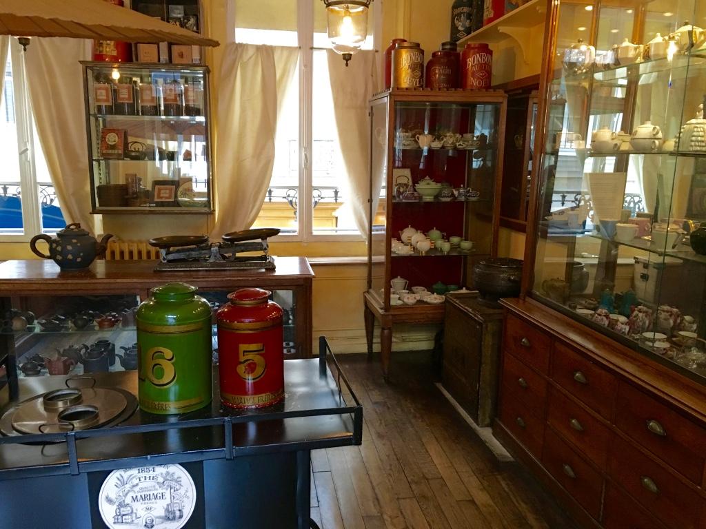 mariage freres tea museum