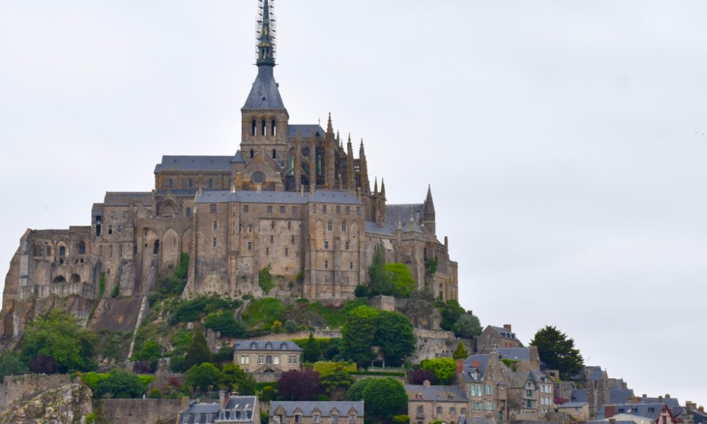 Mont Saint-Michel Le Magnifique: Great Expectations on the Normandy Coast