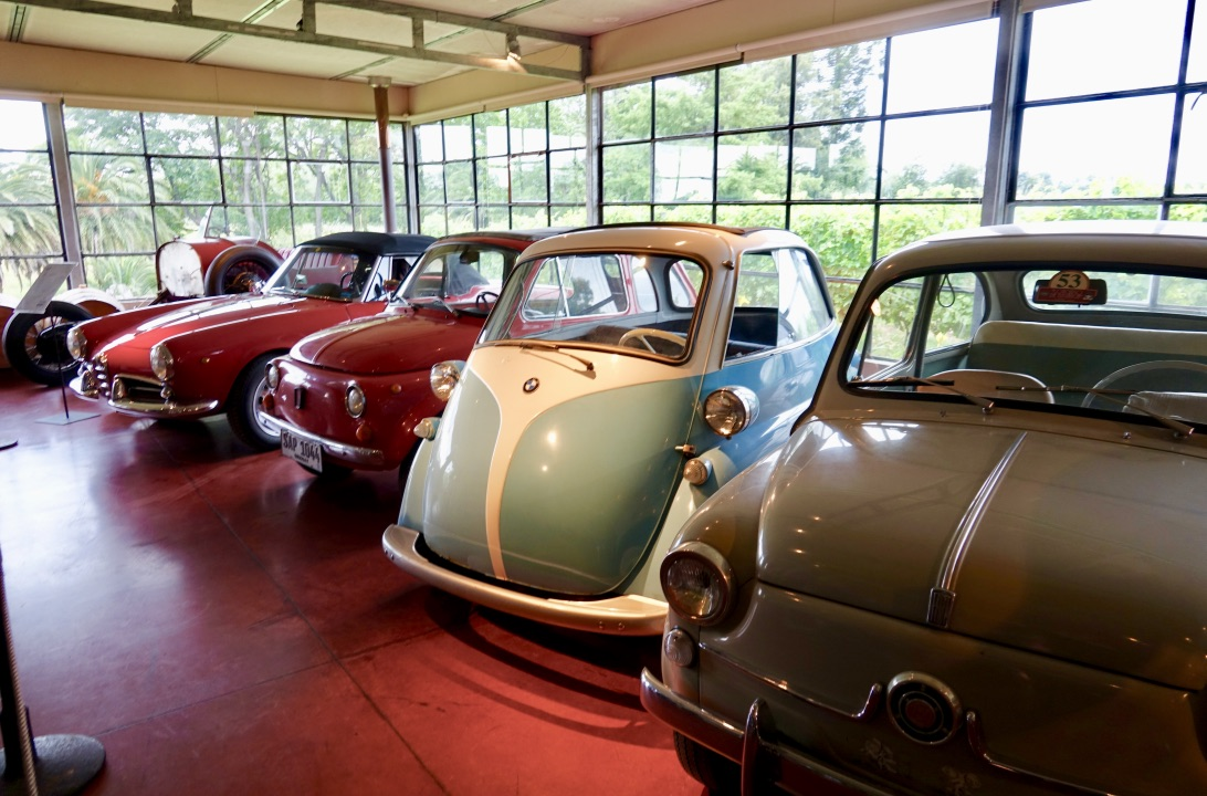Bodega Bouza Vintage Car Collection, Montevideo, Uruguay.