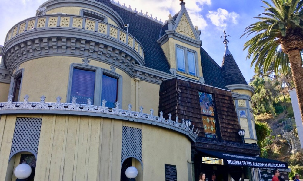 The Magic Castle: An Enchanting Evening in the Heart of Hollywood