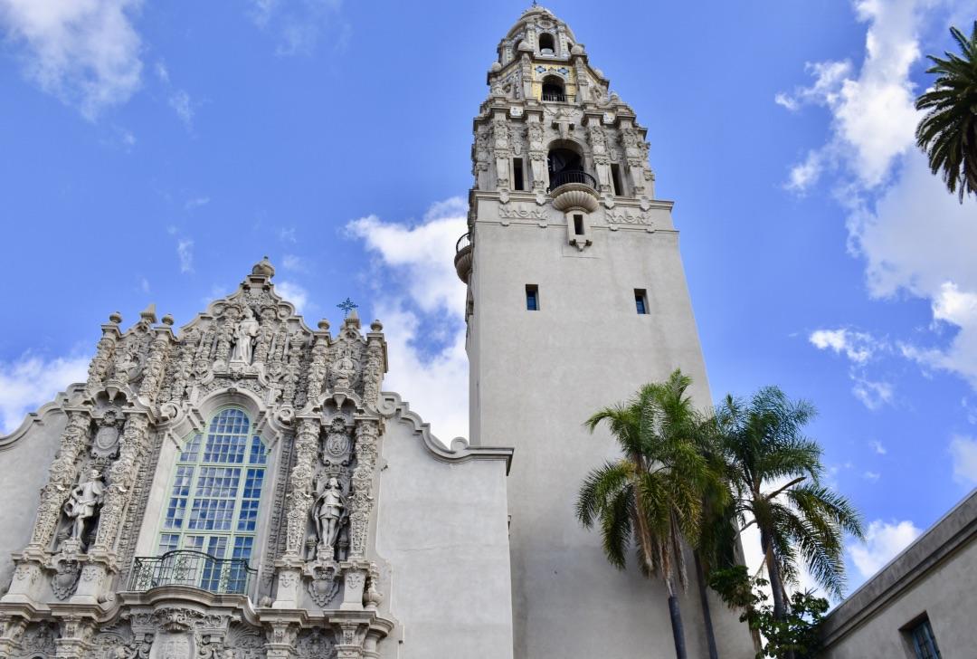The Modern Postcard Travel Blog San Diegos Balboa Park Climbing