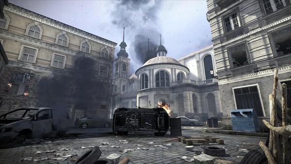 Call Of Duty Modern Warfare 3 MW3 Multiplayer Maps