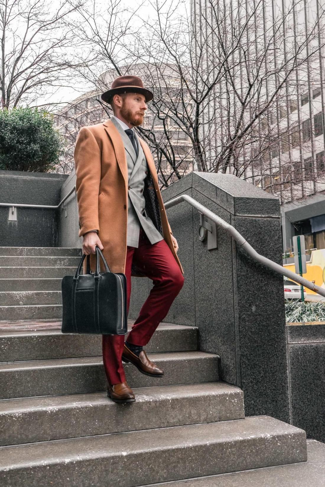 Carl Friedrik Palissy Briefcase review