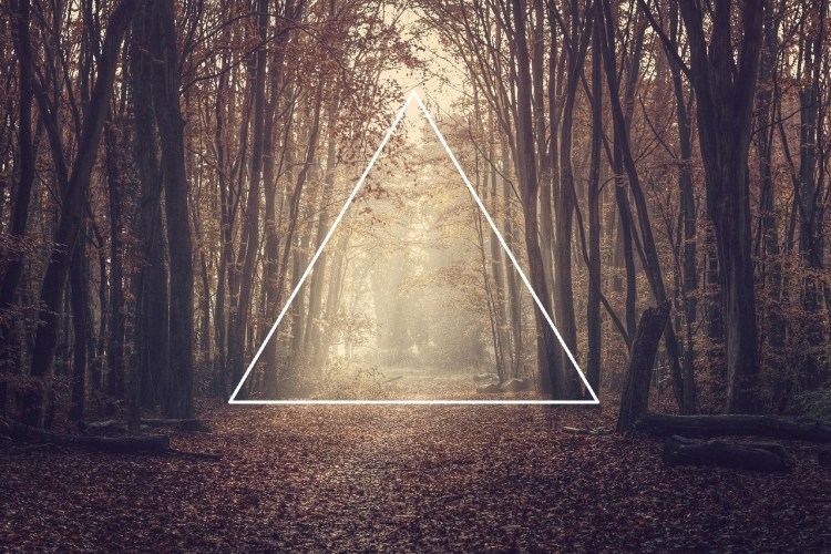 hipster phone background nature triangle the modern hippie