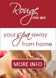 Closetclique & Rouge Day Spa invite you to Pamper party with a difference! {A sip, swap and pamper evening}