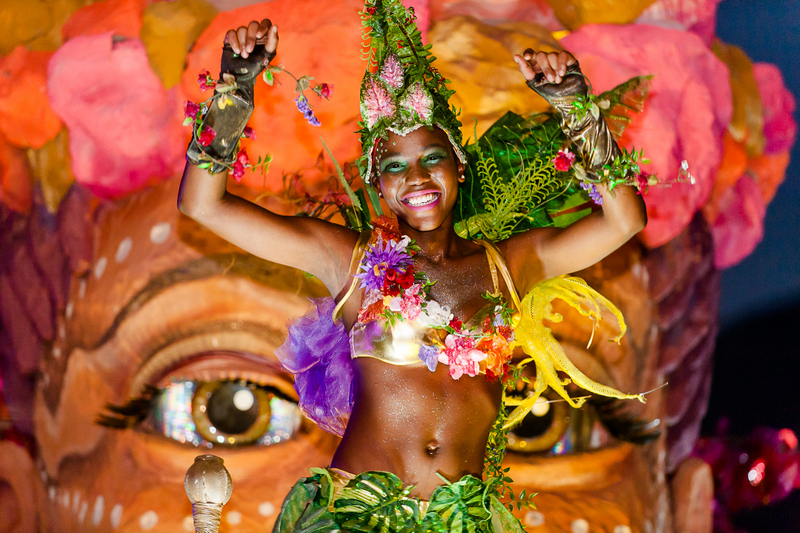 *WIN RAISED seated tickets for the Cape Town Carnival for a double date!