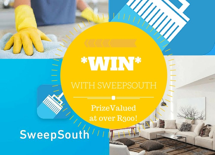 SweepSouth: The UBER Of House Cleaning + WIN An 8 Hour