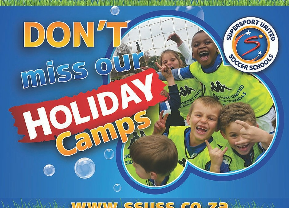 Supersport United Soccer School PLUS An Invite To Their Holiday Camp!