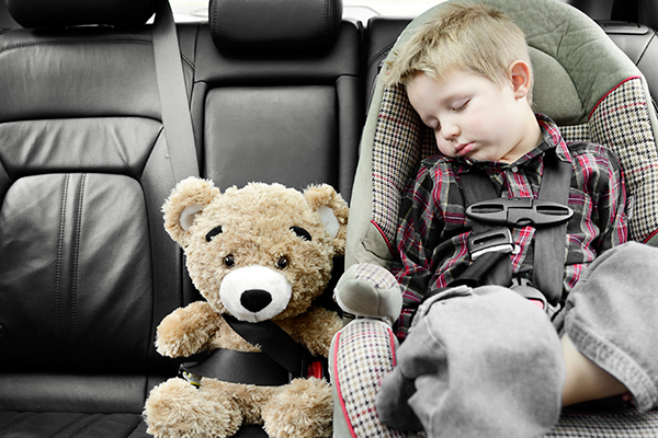 #CarseatFullstop: The No Ifs Or Buts Campaign That's All About Saving Lives