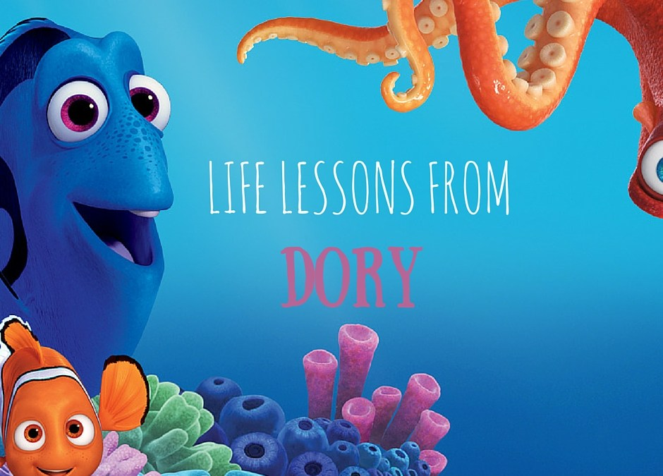 Life Lessons From A Fish Called Dory
