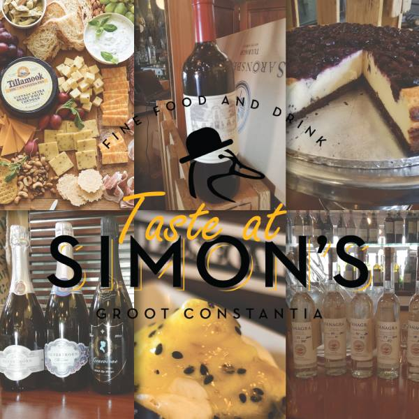 Our Visit To Taste At Simon's PLUS *Win a R200 Card To Get You Going!